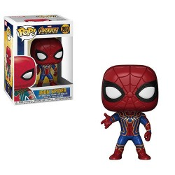 Figurine Pop AVENGERS INFINITY WAR - Iron Spider