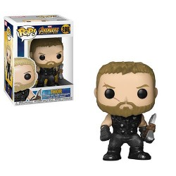 Figurine Pop AVENGERS INFINITY WAR - Thor
