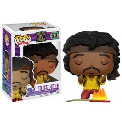 Figurine Pop Jimi Hendrix Exclu
