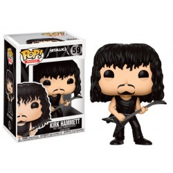 Figurine Pop METALLICA - Kirk Hammet