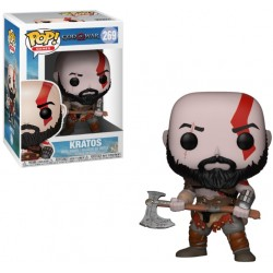 Figurine Pop GOD OF WAR - Kratos