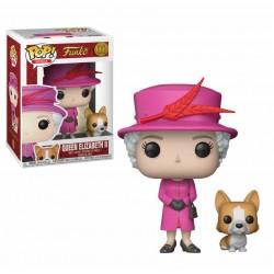Figurine Pop FAMILLE ROYALE - Reine Elisabeth II