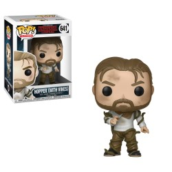 Figurine Pop STRANGER THINGS - Hopper