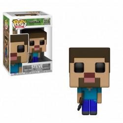 Figurine Pop MINECRAFT - Steve