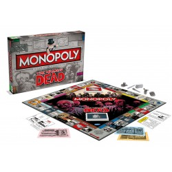 MONOPOLY - Walking Dead