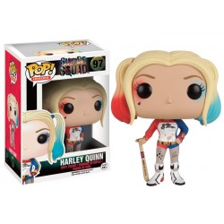 Figurine Pop SUICIDE SQUAD - Harley Quinn