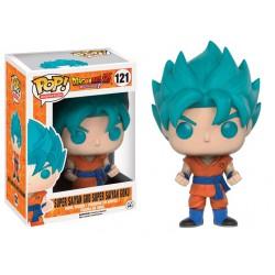 Figurine Pop DRAGON BALL Z - Son Goku God Blue Exclu