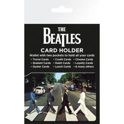 Porte carte BEATLES - Abbey Road