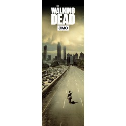 Poster Porte THE WALKING DEAD - City