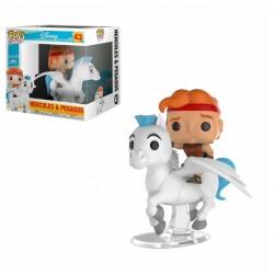 Figurine Pop Hercule - Hercule Rides Pegasus