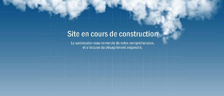 Site en cours de création