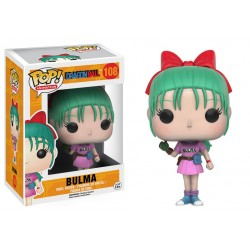 Figurine Pop DRAGON BALL Z - Bulma