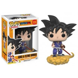 Figurine Pop DRAGON BALL Z - Goku & Nimbus