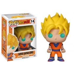 Figurine Pop DRAGON BALL Z - Super Sayan Goku