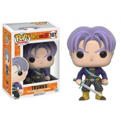 Figurine Pop DRAGON BALL Z - Trunks