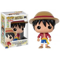 Figurine Pop ONE PIECE - Luffy