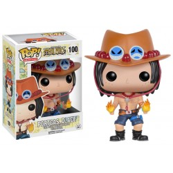 Figurine Pop ONE PIECE - Portgas
