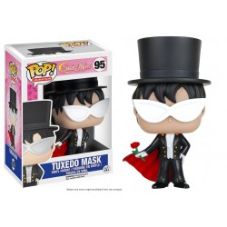 Figurine Pop SAILOR MOON - Tuxedo Mask