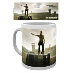 Mug THE WALKING DEAD - Prison