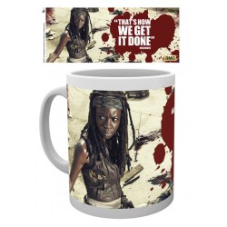 Mug THE WALKING DEAD - Michonne