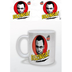 Mug THE BIG BANG THEORY - Bazinga