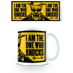 Mug BREAKING BAD - I'm The One Who Knocks