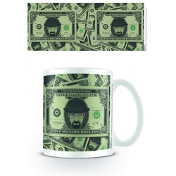 Mug BREAKING BAD - Heisenberg Dollar