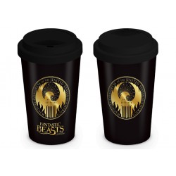 Travel Mug LES ANIMAUX FANTASTIQUES - Macusa Logo