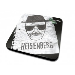 Sous verre BREAKING BAD - Heisenberg