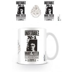 Mug HARRY POTTER - Harry (Undesirable N°1)