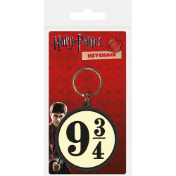 Porte clef HARRY POTTER - Voie 9¾