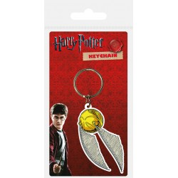 Porte clef HARRY POTTER - Vif d'Or