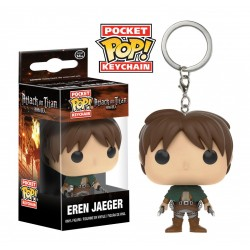 Pocket Pop L'Attaque Des Titans - Eren Jagger