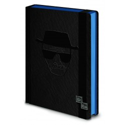 Notebook A5 Premium BREAKING BAD