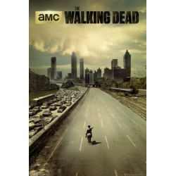 Maxi Poster THE WALKING DEAD - Ville