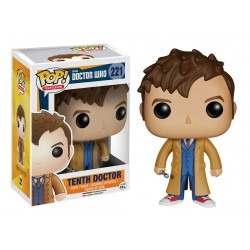 Figurine Pop DOCTOR WHO - Tenth Doctor