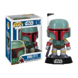 Figurine Pop STAR WARS - Boba fett