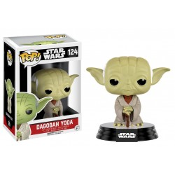 Figurine Pop STAR WARS - Dagobah Yoda