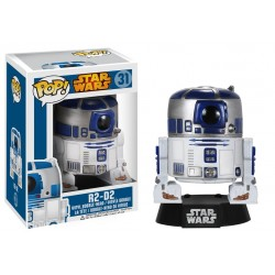 Figurine Pop STAR WARS - R2D2