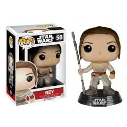 Figurine Pop STAR WARS - rey