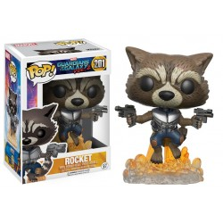Figurine Pop LES GARDIENS DE LA GALAXIE Vol.2 - Rocket