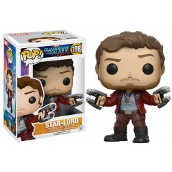 Figurine Pop LES GARDIENS DE LA GALAXIE Vol.2 - Star Lord