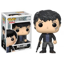 Figurine Pop LES 100 - Bellamy
