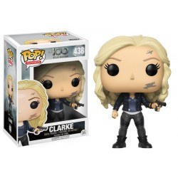 Figurine Pop LES 100 - Clarke