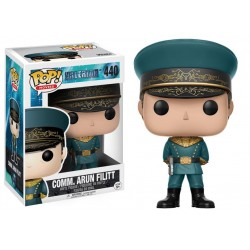 Figurine Pop VALERIAN - Commander Arun Filitt