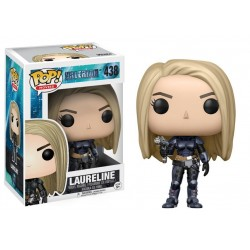 Figurine Pop VALERIAN - Laureline