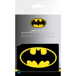 Porte carte BATMAN - Logo