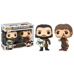 Figurines Pop GAME OF THRONES - Battle Of The Bastard Exclu