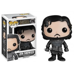 Figurines Pop GAME OF THRONES - Jon Snow Castle Black
