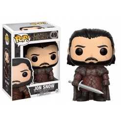 Figurines Pop GAME OF THRONES - Jon Snow